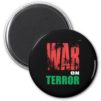War On Terror 2 Inch Round Magnet
