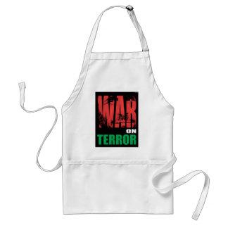 War On Terror Adult Apron