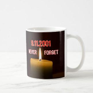 War On Terrorism - 911 Remembered Classic White Coffee Mug