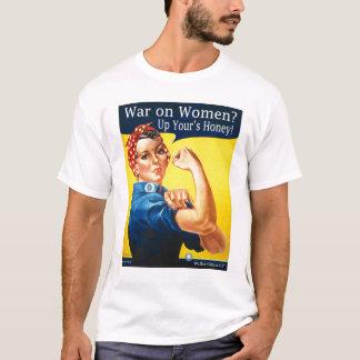 War on Women shirt