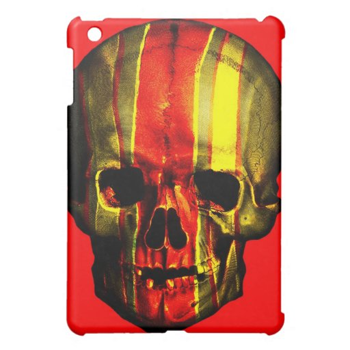 War Paint Cover For The iPad Mini