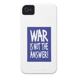 War, Peace iPhone 4 Case-Mate Case