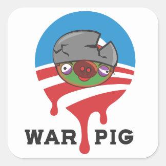 War Pig Sticker