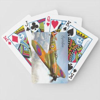 War Plane Playing Cards