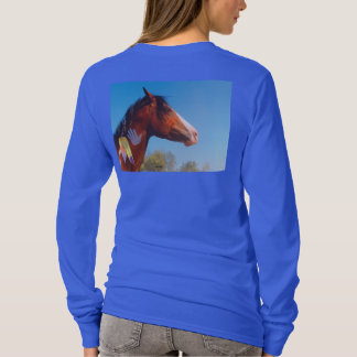 War Pony Feathers Shirt