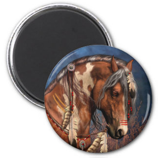 War Pony Magnet