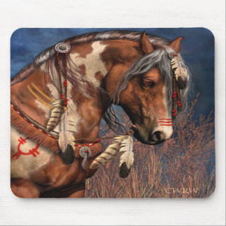 War Pony Mousepad