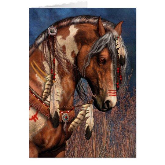 War Pony Notecard
