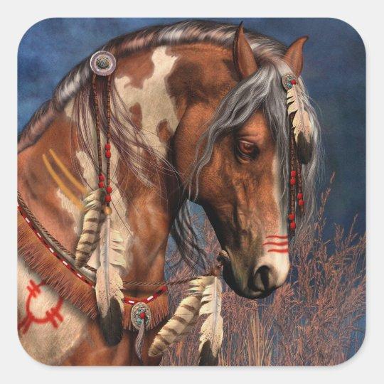 War Pony Stickers
