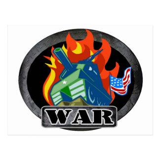 War Post Card