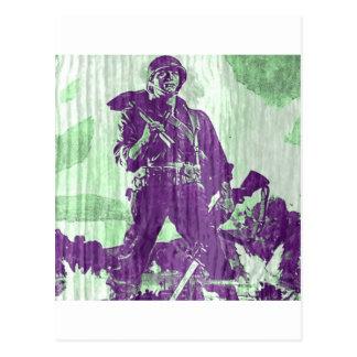 War Poster 1 Postcard