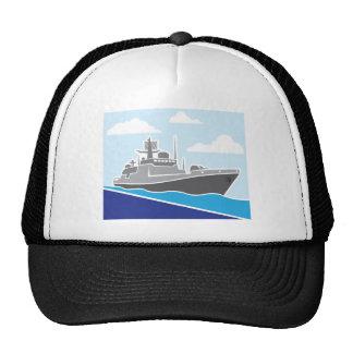 War Ship Trucker Hat