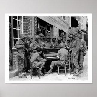 War Song Poster