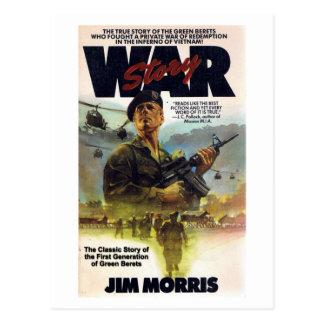 War Story Postcard