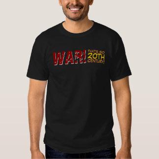 WAR! TEE SHIRT