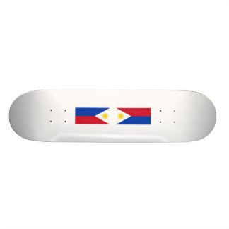 War   the Philippines, Philippines Custom Skate Board