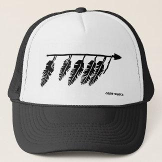 WAR TRUCKER HAT