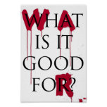 War:What is it good for? Print