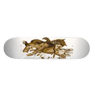 War Wolf Warewolf Skateboard