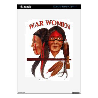 War Women Skins For iPad 3