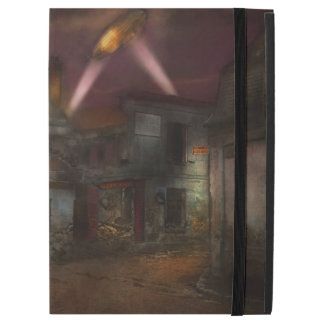 """War - WWI - Not fit for man or beast 1910 iPad Pro 12.9"""" Case"""