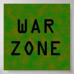 War Zone Poster