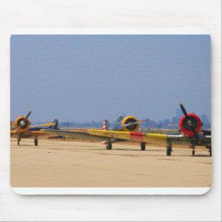 Warbird Parade Mouse Pad
