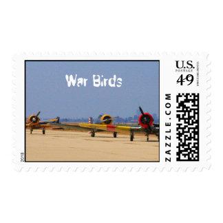 Warbird Parade, War Birds Postage