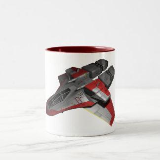 warbird tazas de café