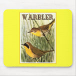 WARBLER2 MOUSE PAD
