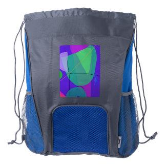 Warbler Drawstring Backpack