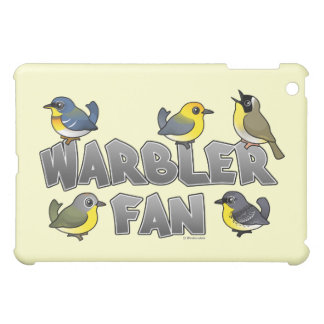 Warbler Fan Cover For The iPad Mini