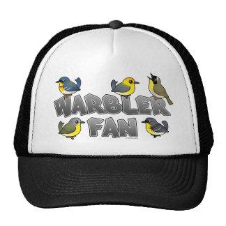 Warbler Fan Trucker Hat