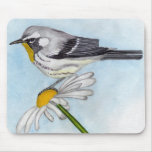 Warbler Mouse Pad