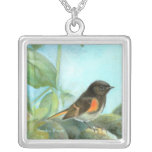 Warbler Neclace Personalized Necklace