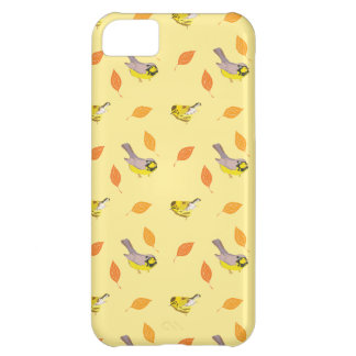 Warblers birds iPhone 5C covers