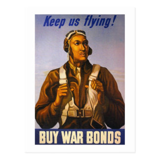 Warbonds Postcard