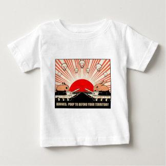 warbunny.jpg baby T-Shirt