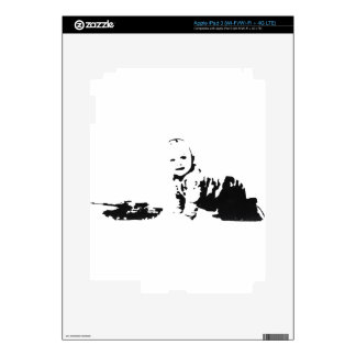WarChild Skins For iPad 3