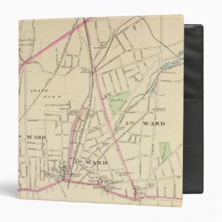 Ward 15, New Haven Binder