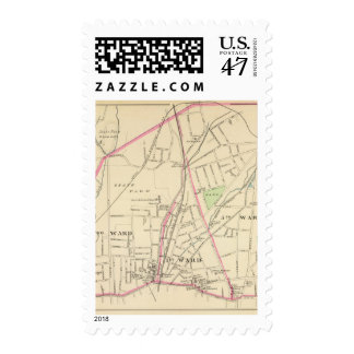 Ward 15, New Haven Postage