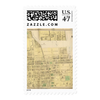 Ward 17 of Pittsburgh, Pennsyvania Postage