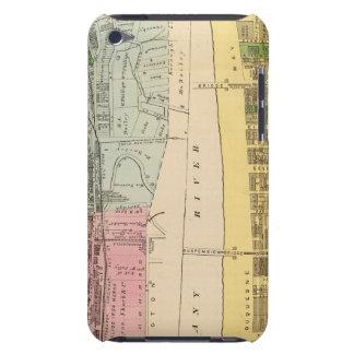Ward 4 Monongahela, S Pittsburgh boroughs iPod Touch Case-Mate Case