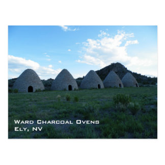Ward Charcoal Ovens Postcards