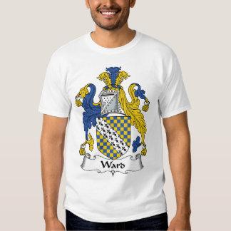 Ward Family Crest T Shirt