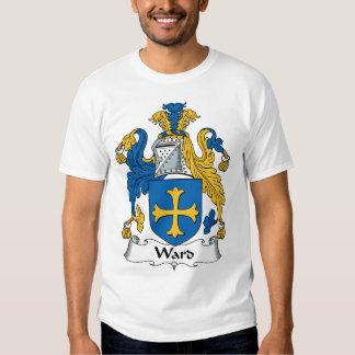 Ward Family Crest T-shirt
