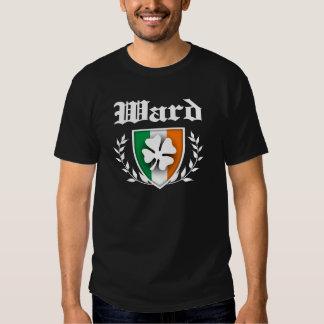 Ward Family Shamrock Crest T-shirt