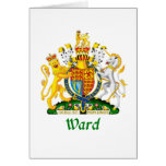 Ward Shield of Great Britain Cards