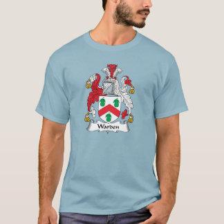 Warden Family Crest T-Shirt
