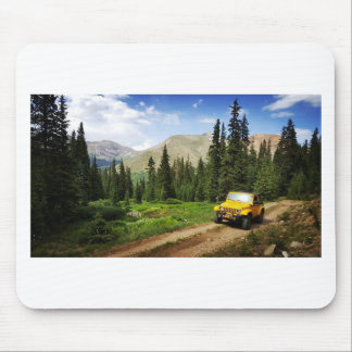 Warden Gulch, CO Mouse Pad